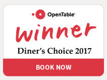 Diner's Choice 2017
